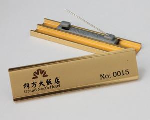 高品質鋁合金胸牌-jh10-005