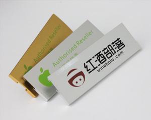 高品質鋁合金胸牌-jh10-010